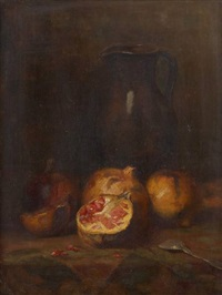 nature morte aux grenades by armand laureys