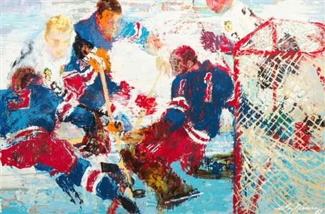 artwork by leroy neiman