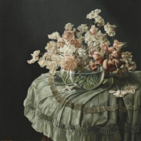 still life by liu yi