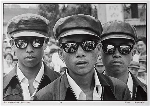 three youths simao yunnan by liu heung shing