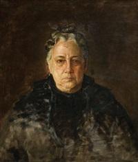 retrato de la madre by carlos maría herrera