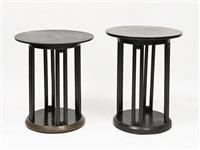 tavolini by josef hoffmann