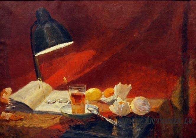 still life by voldemar anderson
