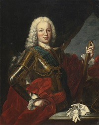 portrait of king ferdinand vi of spain by spanish school (18)