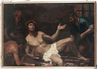 martirio san lorenzo by italian school-roman (17)