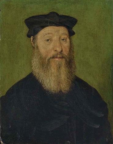 portrait dun magistrat by corneille de lyon