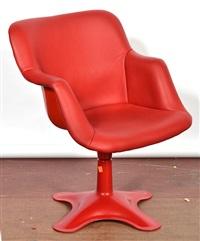 karuselli dining chairs (pair) by eero aarnio
