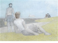 the bait digger by richard eurich