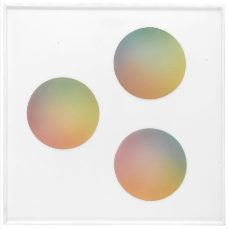 three circles by judy chicago