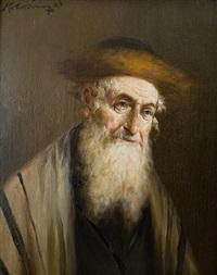 rabbi by lajos koloszvary