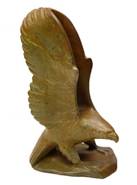 untitled (eagle) by mark totan