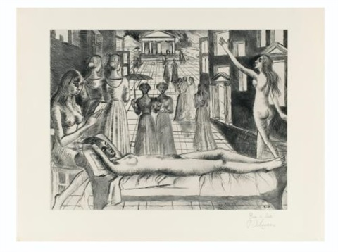 vanadé by paul delvaux