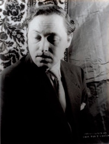tennessee williams by carl van vechten