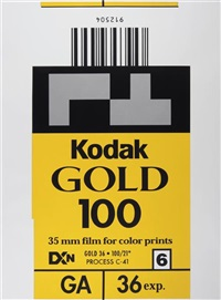 kodak 100 by matt keegan