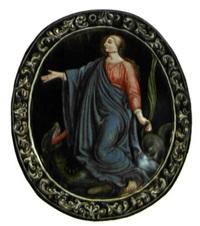 sainte marguerite by jean-baptiste nouailher