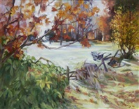 first frost by pauline merry