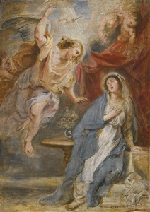 artwork by sir peter paul rubens