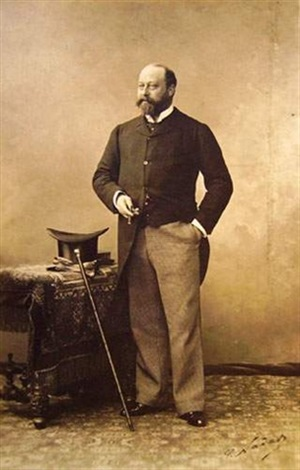 georges v by paul nadar