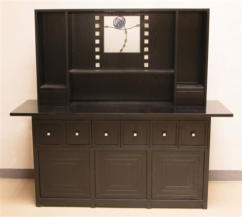 sideboard ds5 nr 168 by charles rennie mackintosh