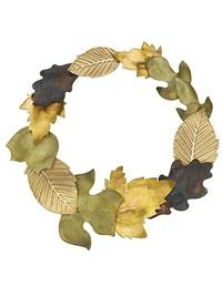 leaf necklace by angela cummings