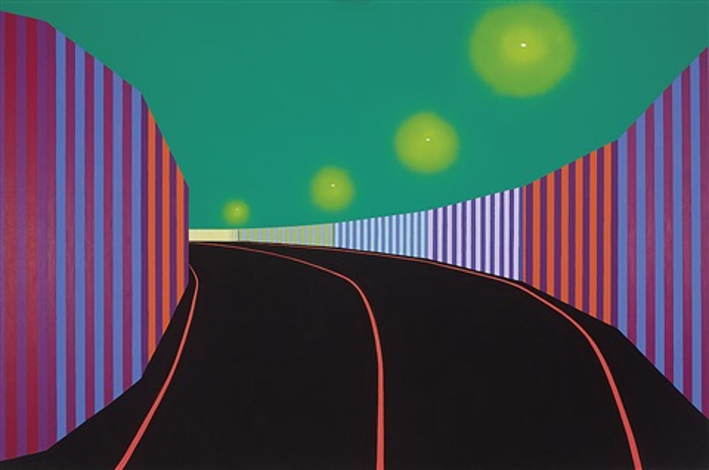 speed way by dale frank