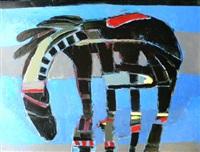horse by tj walton