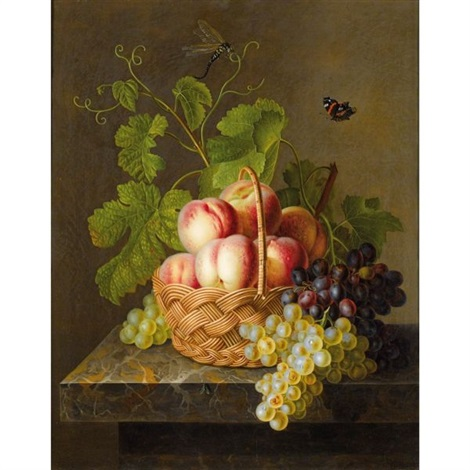 panier de fruits by antoine berjon