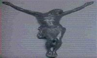 kruzifix-corpus by jacob gabriel (mollinarolo) müller