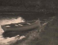paisaje con barca by fernando labrada