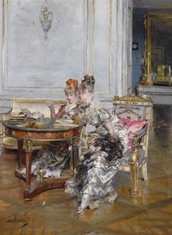 confidences by giovanni boldini