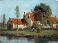 casa sobre la laguna by jacques witjens