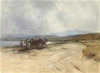 gathering wrack by archibald david reid