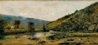 valle del bidasoa by manuel ramos artal