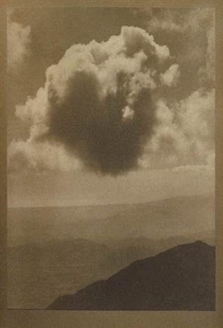the cloud (set of 6) by alvin langdon coburn