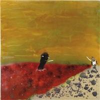 untitled (seascape) by jon pylypchuk