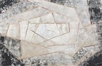 composition aux figures géometriques by georges adrien (dubreuil) breuil