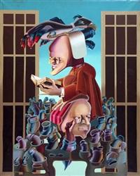 el hagiografo by juan campodonico