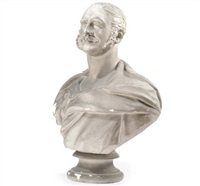 library bust of the duke of cumberland by william behnes