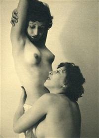 double nus feminins by heinz von perckhammer
