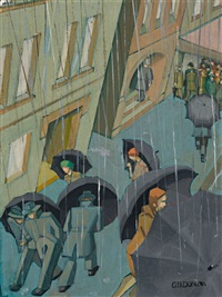 rainy day by george duncan