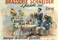 brasseies schneider by a. quendray
