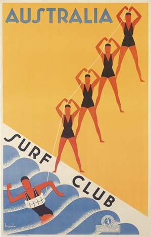 australiasurf club by gert sellheim