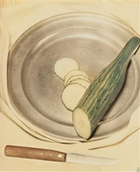 stilleben (nature morte/ still life) by willy otto zielke