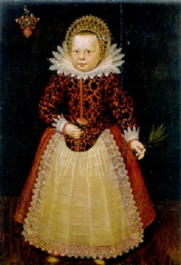 portrait of a child, aged 4 by flemish school-guelders (17)