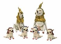 family 6 works by yukari ohdate