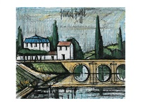 le pont by bernard buffet