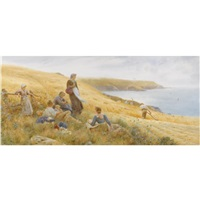 august, at wembury near plymouth by thomas james lloyd