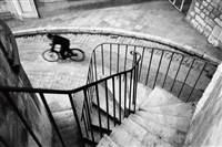 hyeres, france by henri cartier-bresson