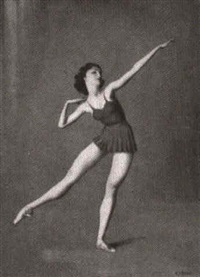 ballerina by clarence francis busch