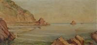 littoral méditerranéen by louis granata